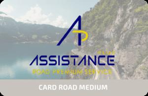 Card Road Medium